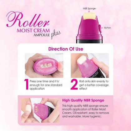 Roller Moist Cream Ampoule