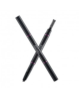 2 in 1 Long Lasting Eyebrow Pencil