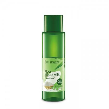 98% Aloe Vera & Rice Milk - Facial Toner (150ml)