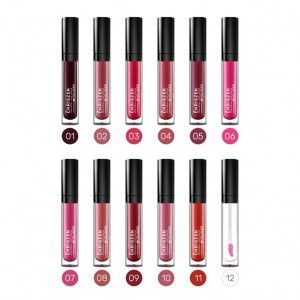 Love Matte Liquid Lipsticks Collagen+