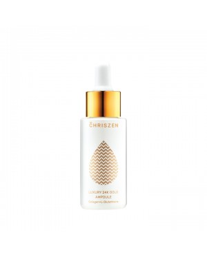 Chriszen Luxury 24k Gold Ampoule 30ml