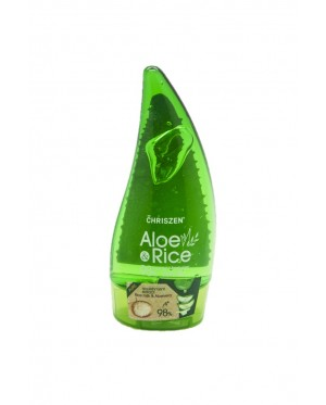 98% Aloe Vera & Rice Milk Skin Gel 100ml