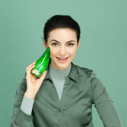 Chriszen 98% Aloe Vera & Rice Milk Skin Gel (100ml)