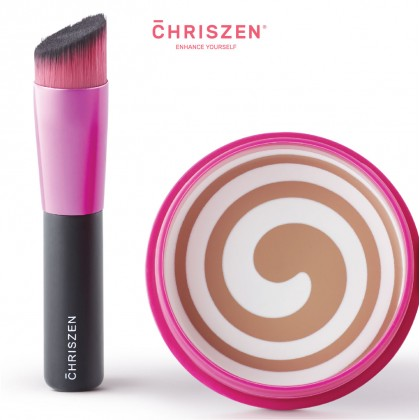 Moist Contour Shading Cream with Brush