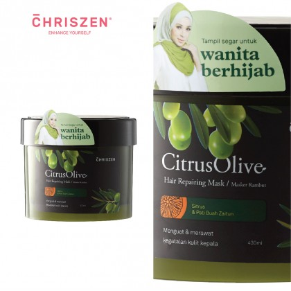 Citrus Olive - Hair Repairing Mask (430ml)