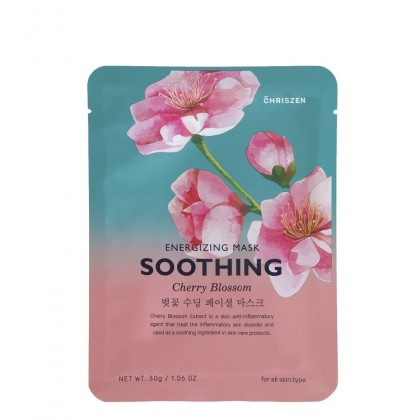 Chriszen Cherry Blossom Soothing Mask