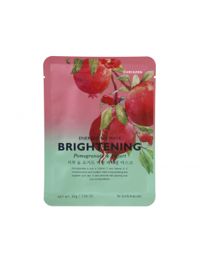 Pomegranate & Yogurt Brightening Mask