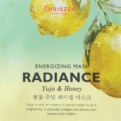 Facial Mask - Yuja & Honey (Radiance)
