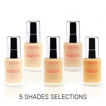 Match Matte Serum Foundation