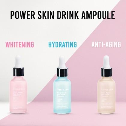 4 in 1 Power Skin Drink Anti-Aging Ampoule