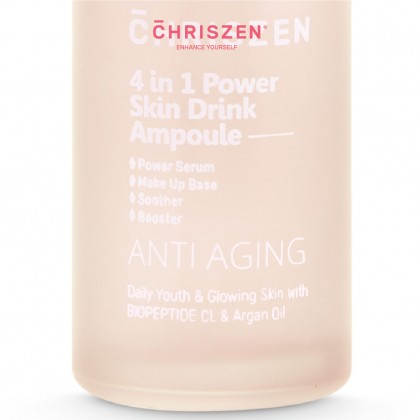 4 in 1 Power Skin Drink Anti-Aging Ampoule