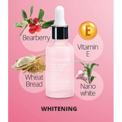 4 in 1 Power Skin Drink Whitening Ampoule