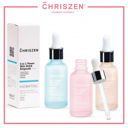 [BUNDLE] 4 in 1 Power Skin Drink Ampoule - 3 Bottles Set