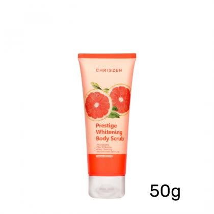 Chriszen Prestige Whitening Body Scrub (50g)