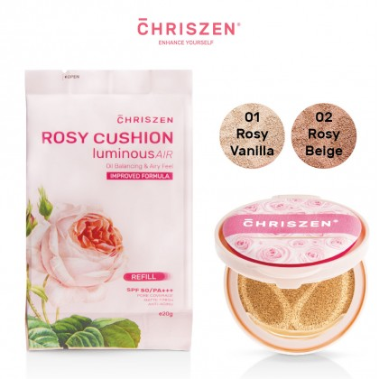 Rosy Cushion Refill Pack (20g)