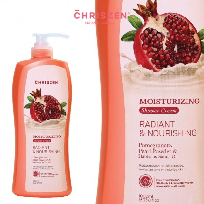 Moisturizing Shower Cream - ASSORTED (1 Litre)