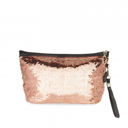 Chriszen Glittering Make Up Bag - 2 Colors Selection