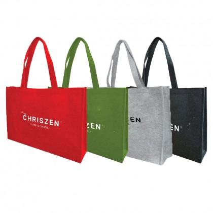 Wool Felt Bag (Olive) – 4 Colors Selection