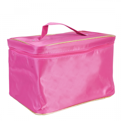 Big Cosmetic Pouch - 2 Colors Selection