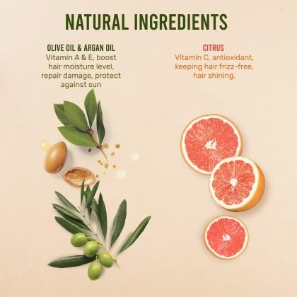 Chriszen Citrus Olive & Argan Oil Hair Repairing Mask (430ml)