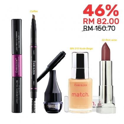 Raya 2020 bundle makeup set