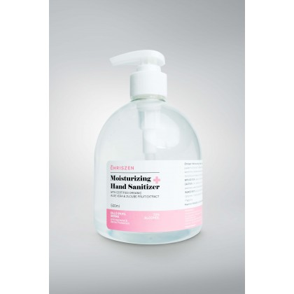 MOISTURIZING HAND SANITIZER 500ML