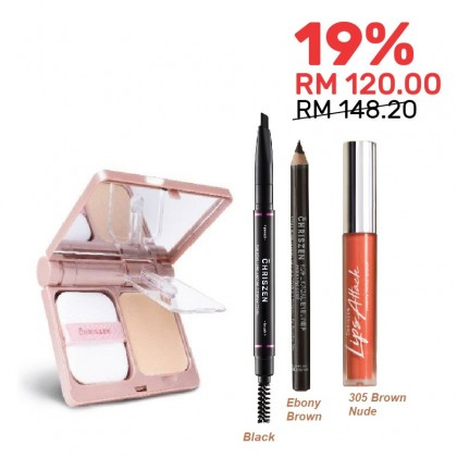 Raya 2020 Pondesyen Makeup Set