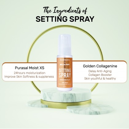 Chriszen x Bella Park Make Up Setting Spray