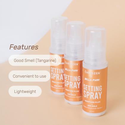 Chriszen x Bella Park Make Up Setting Spray