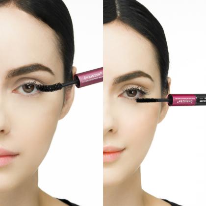Duo Head Waterproof Mascara [Free Eyeliner]