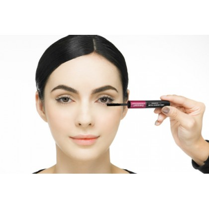 Duo Head Waterproof Mascara [Free Eyeliner]